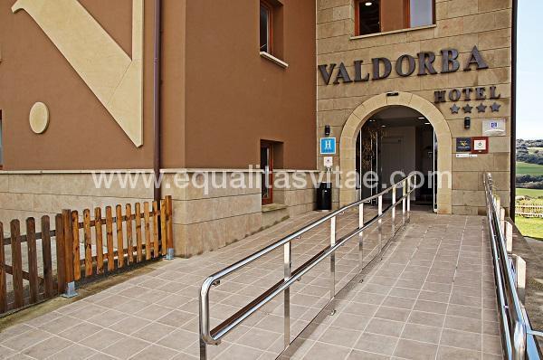 imagen principal de HOTEL VALDORBA