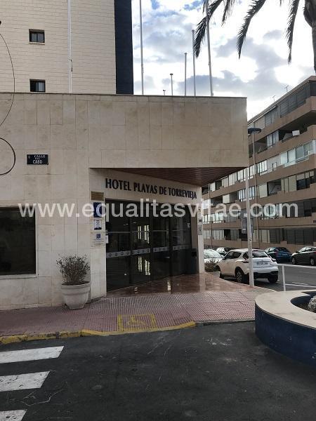 imagen principal de HOTEL PLAYAS DE TORREVIEJA