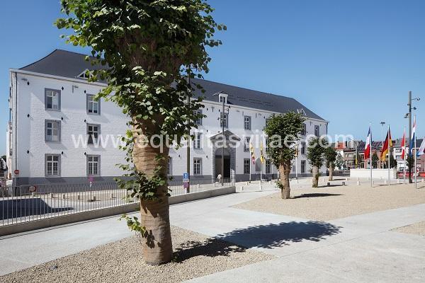 imagen principal de KAZERNE DOSSIN: MEMORIAL, MUSEO SOBRE EL HOLOCAUSTO BELGA