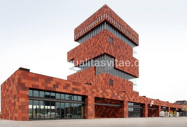 imagen principal de MAS - MUSEUM AAN STROOM