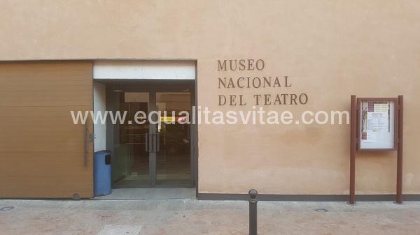 imagen principal de MUSEO DEL TEATRO DE ALMAGRO