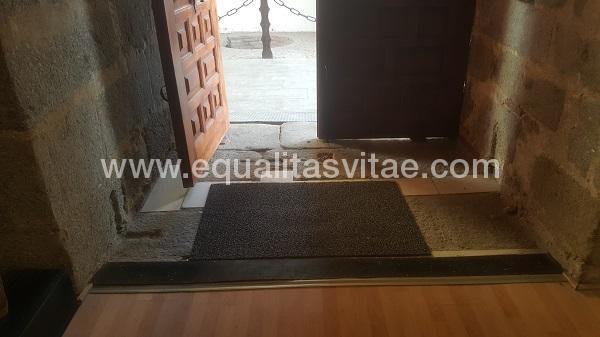 e70a287adac89 imagen de Puerta de entrada al museo. Museo Etnográfico de Talavera de la  Reina