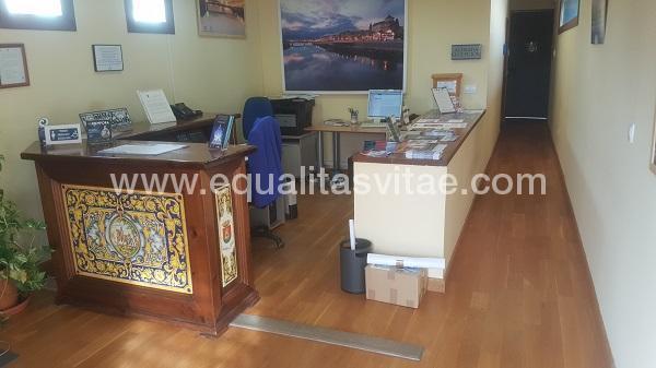 82c5d9984a790 imagen de Zona oficina de turismo. Museo Etnográfico de Talavera de la  Reina