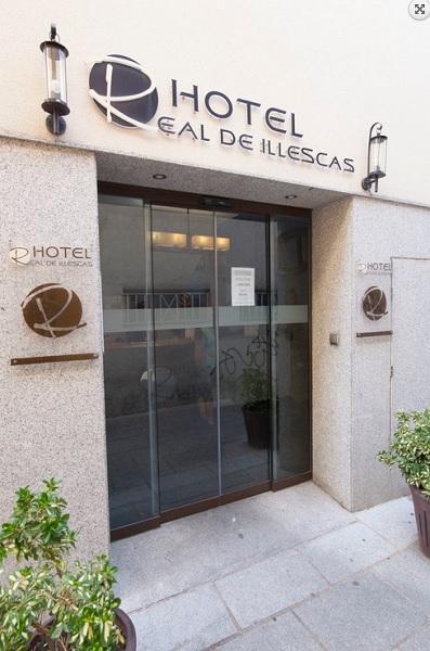 imagen principal de HOTEL REAL DE ILLESCAS