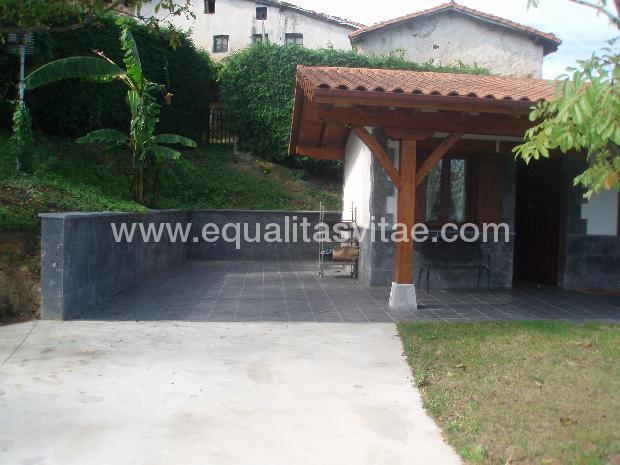 Casa rural epotx etxea accesible en getaria guipuzcoa - Casa rural getaria ...