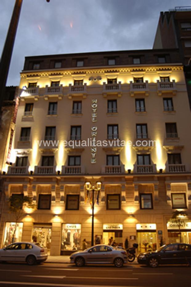 imagen principal de HOTEL ORIENTE