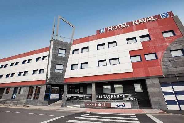imagen principal de HOTEL NAVAL