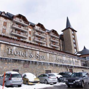 imagen principal de FUN ARAGON HILLS HOTEL & SPA