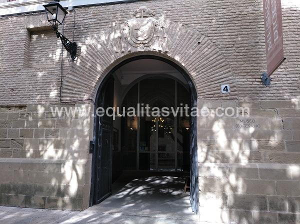 imagen principal de MUSEO DIOCESANO DE HUESCA