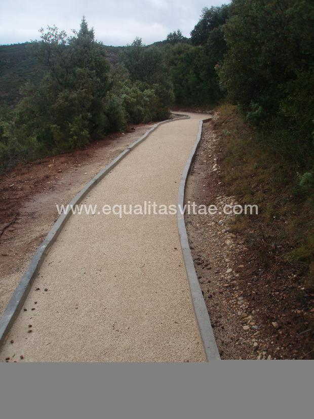 ACCESIBILIDAD EN SENDEROS DE HUESCA