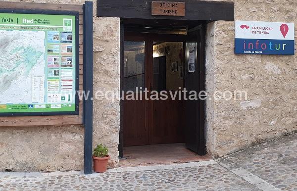 imagen principal de OFICINA DE TURISMO DE YESTE