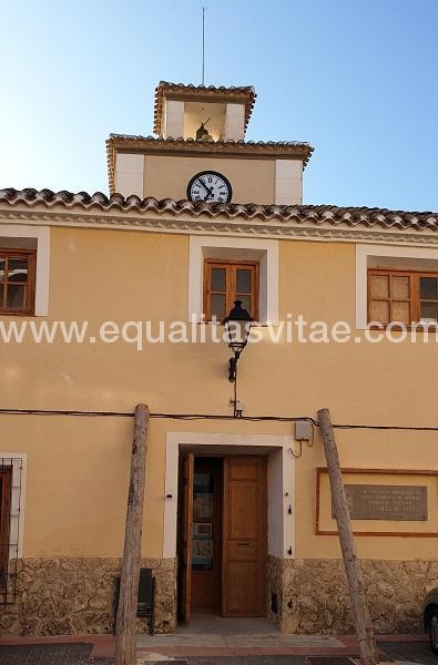 imagen principal de OFICINA DE TURISMO DE FÉREZ (Ayuntamiento)