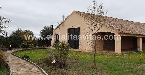 imagen principal de CENTRO DE VISITANTES CASA PALILLOS