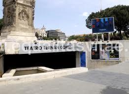 ACCESIBILIDAD EN TEATROS MADRID