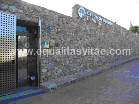 ACCESIBILIDAD EN  PARQUE REGIONAL EL VALLE Y CARRASCOY