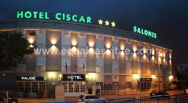 imagen principal de HOTEL CISCAR (Sercotel Hoteles)
