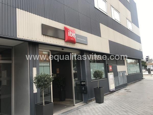 imagen principal de HOTEL IBIS MADRID AEROPUERTO BARAJAS