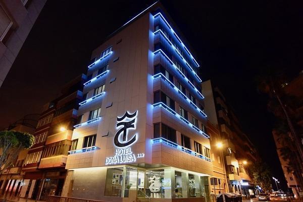 imagen principal de HOTEL DOÑA LUISA