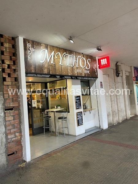 imagen principal de CAFÉ BAR MYTHOS