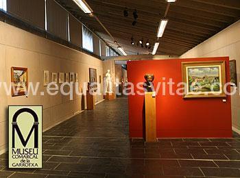 ACCESIBILIDAD EN MUSEOS DE LA GARROTXA