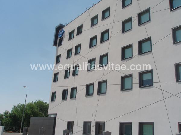 imagen principal de HOTEL IBIS BUDGET MADRID VALLECAS (Accor Hoteles)