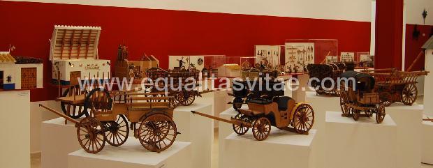 ACCESIBILIDAD EN  MUSEO ESART ESPACIO DE ARTESANÍAS