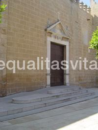 ACCESIBILIDAD EN EDIFICIOS HISTORICOS Y MUSEOS  EN BADAJOZ
