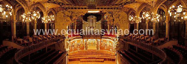 imagen principal de PALAU DE LA MUSICA CATALANA