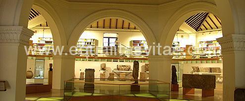 imagen principal de MUSEO DE ARQUEOLOGIA DE CATALUÑA