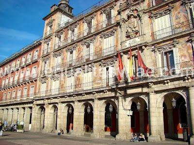 imagen principal de CENTRO DE TURISMO PLAZA MAYOR DE MADRID