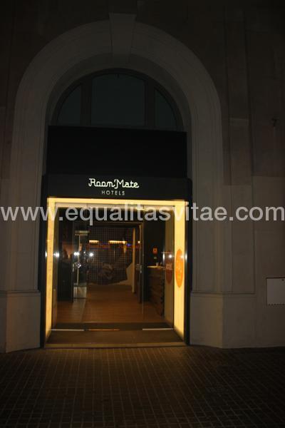 imagen principal de HOTEL ROOM MATE PAU (Room Mate Hotels)
