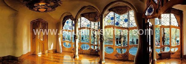 imagen principal de EDIFICIOS SINGULARES DE BARCELONA I