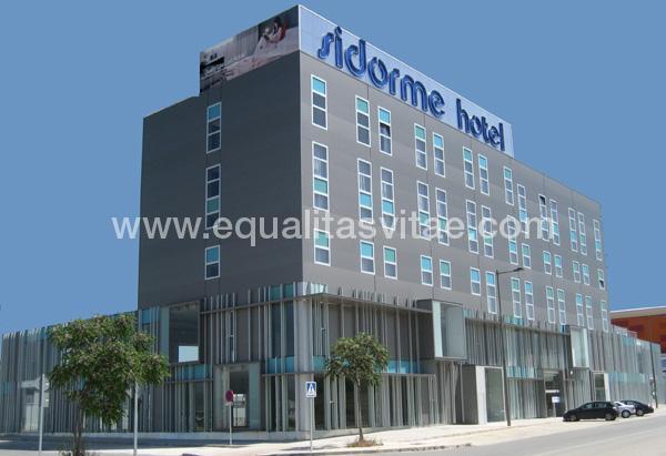 imagen principal de HOTEL SIDORME GRANADA