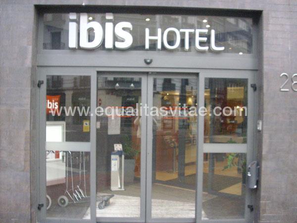 imagen principal de HOTEL IBIS BILBAO CENTRO