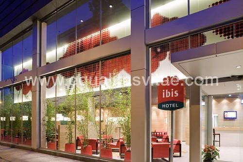 imagen principal de HOTEL IBIS BARCELONA PLAZA DE GLORIES
