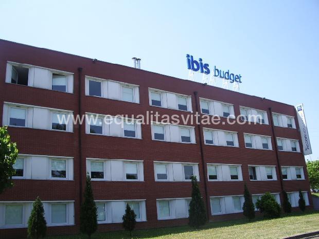 imagen principal de HOTEL IBIS BUDGET BILBAO
