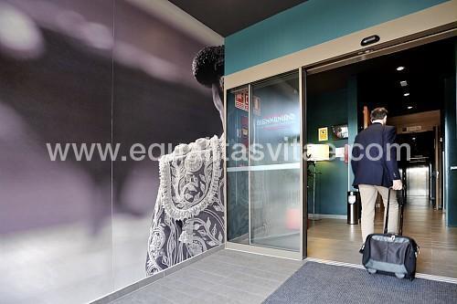 imagen principal de HOTEL IBIS MADRID VENTAS