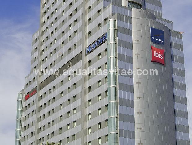 imagen principal de HOTEL ILUNION VALENCIA 3