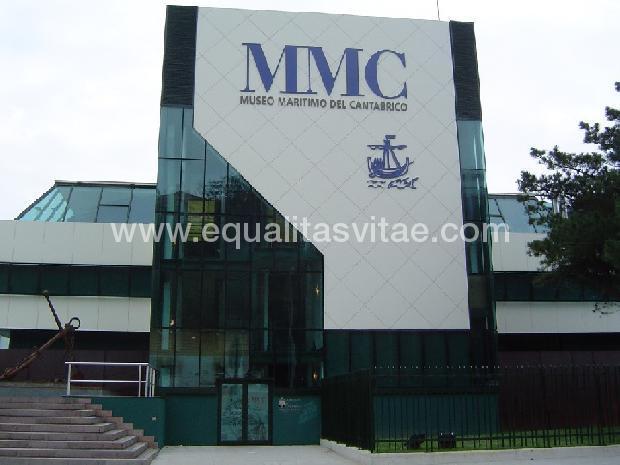 imagen principal de MUSEO MARITIMO DEL CANTÁBRICO