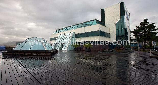 imagen principal de RESTAURANTE MUSEO MARÍTIMO DEL CANTÁBRICO
