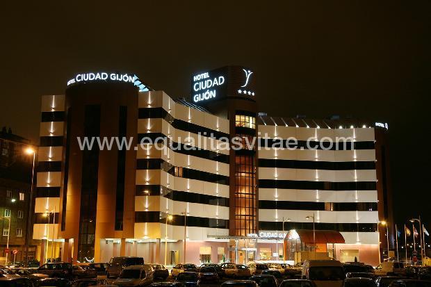 imagen principal de HOTEL SILKEN CIUDAD DE GIJÓN