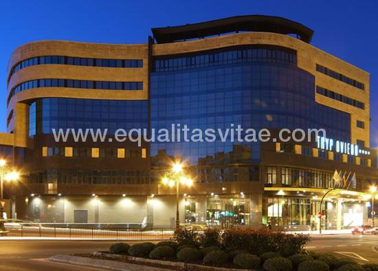 imagen principal de HOTEL EXE OVIEDO CENTRO