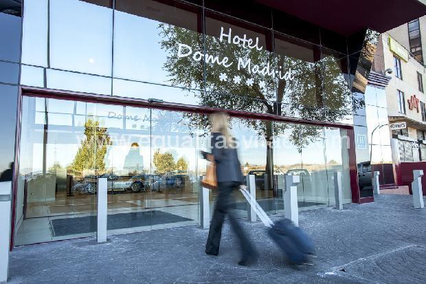 imagen principal de HOTEL DOME MADRID