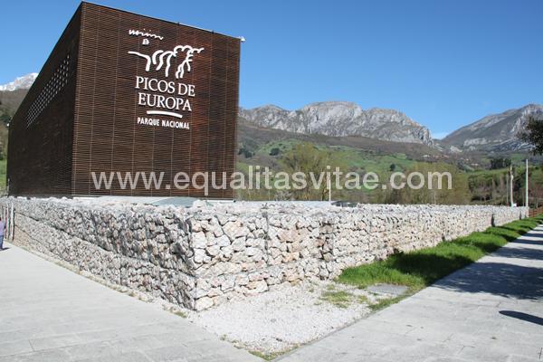 imagen principal de CENTRO DE VISITANTES PICOS DE EUROPA (Sotama)