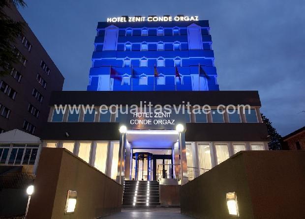 imagen principal de HOTEL ZENIT CONDE ORGAZ