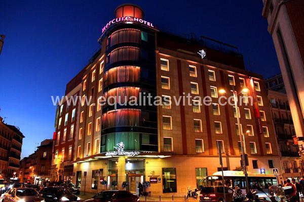 imagen principal de HOTEL MERCURE MADRID SANTO DOMINGO