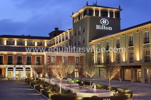imagen principal de HOTEL HILTON BUENAVISTA TOLEDO