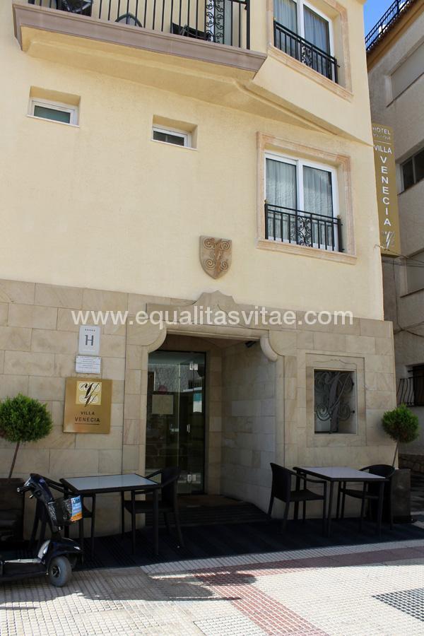 imagen principal de HOTEL VILLA VENECIA