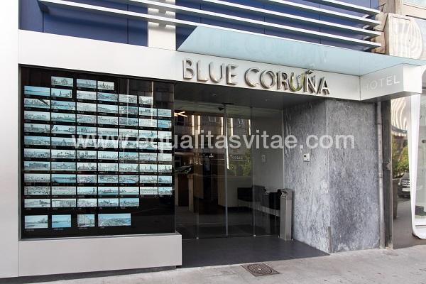 imagen principal de HOTEL BLUE CORUÑA