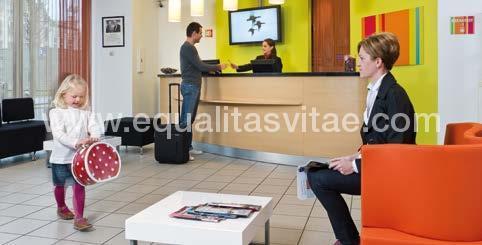 imagen principal de HOTEL IBIS STYLES AMBERES CITY CENTER